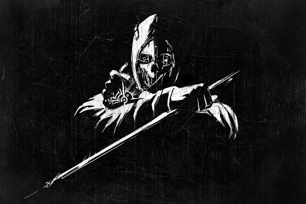 Dishonored Fan Art Corvo Video Games Wallpapers Hd: Dis_fanart_02_980.jpg (980×653)