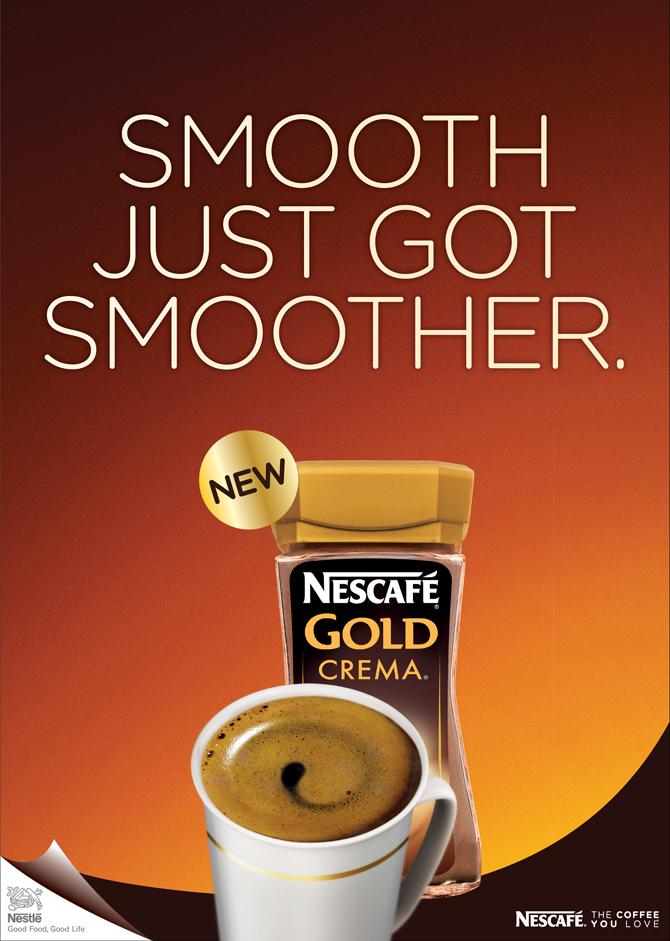 Nescafe Gold Crema - benjaminwatts.com